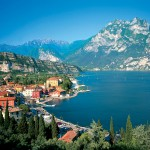 Villages And Vineyards Along Lake Garda