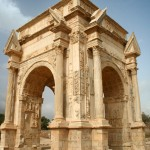 Leptis Magna, Tripoli