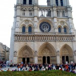 Join The Choir In Notre Da Paris