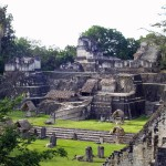 The Tikal National Park In Guatemala