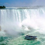 """Breathtaking Spectacle"" Niagara Falls"