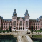 Paintings From Golden Age: Rijksmuseum In Amsterdam