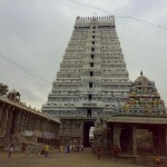 Arunachaleswara temple housing Lord Shiva as fire