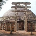 Sanchi Stupa-Major Symbol of Buddhism in India
