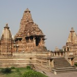 Khajuraho – temples of love