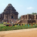 The Konark Temple- Devoted to the Sun God