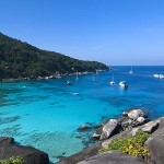 Scintillating Similan Islands