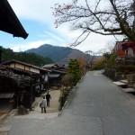 The walking highway to Trip in Japan