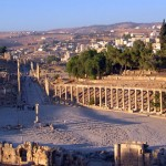 Holidays in Jordan, Jerash