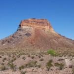 The Big Bend National Park