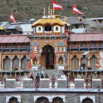 Cold Play at Badrinath