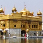 When God's Footprints are etched in Gold – The Golden Temple