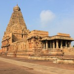 Brihadeeswara temple – One of the best Temples in Tamil Nadu