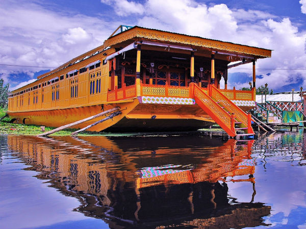 Houseboat Dal Lakes