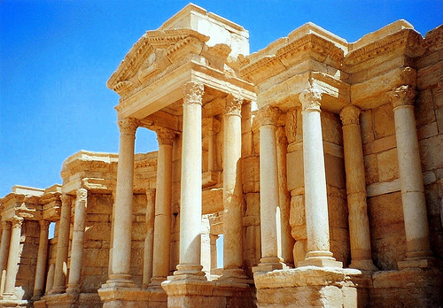 Palmyra or tadmor
