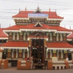 The Thiruvambady Sree Krishna Temple in Kerala