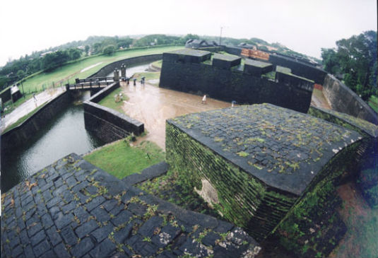 Tipu's Fort of Palakkad