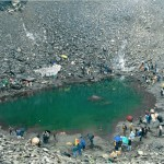 Watery Pleasures at The Roopkund Lake